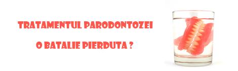 tratament paradontoza